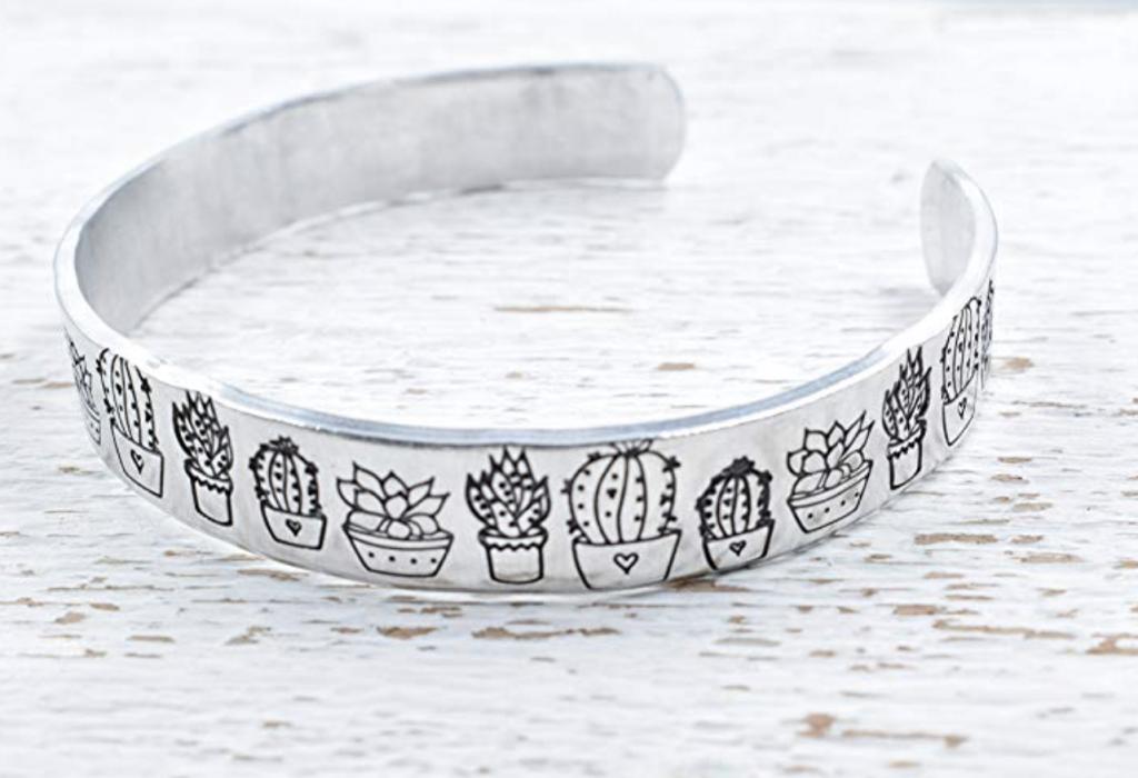 cacti bracelet