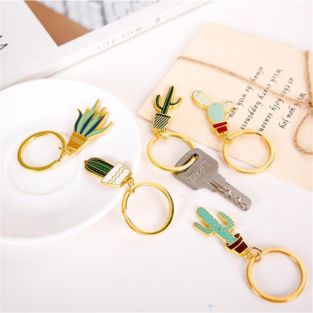 cacti keychains
