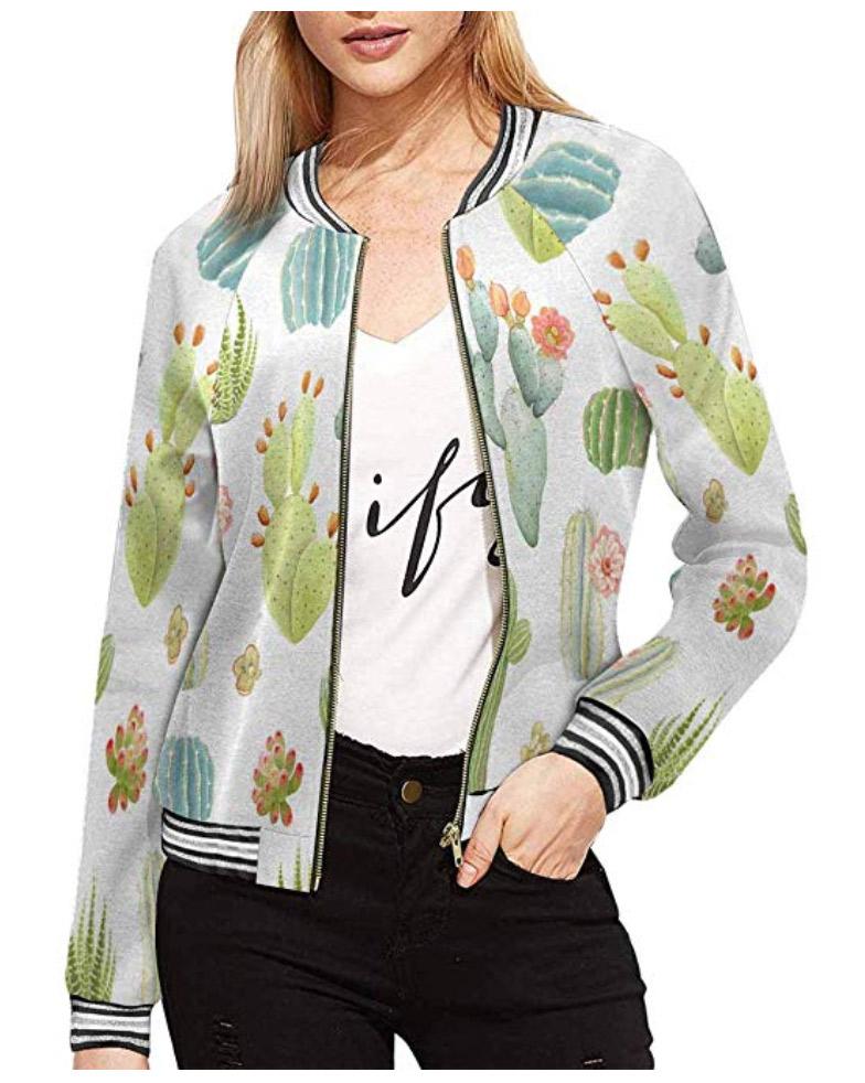 succulent jacket