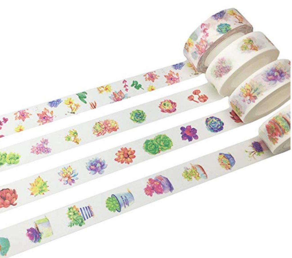 succulent tape