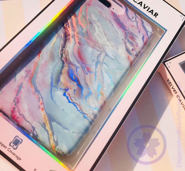 holo moonstone case review