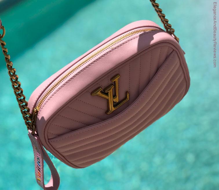 Louis Vuitton purse smoothie pink